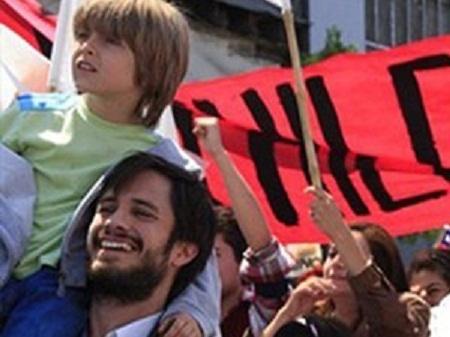 """Gael García Bernal em """"No"""""""