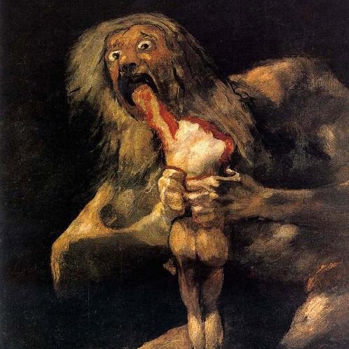Saturno de Goya