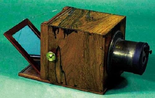 Daguerreótipo de 1841 C: Divulgação
